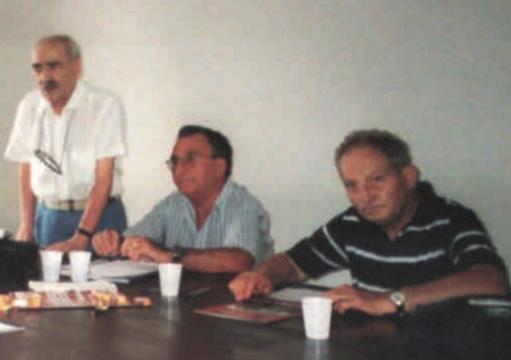 Foto assemblea pensionati